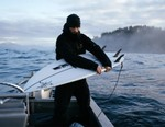 Arc'teryx Releases First-Ever Surf Film 'Happy Recluse'