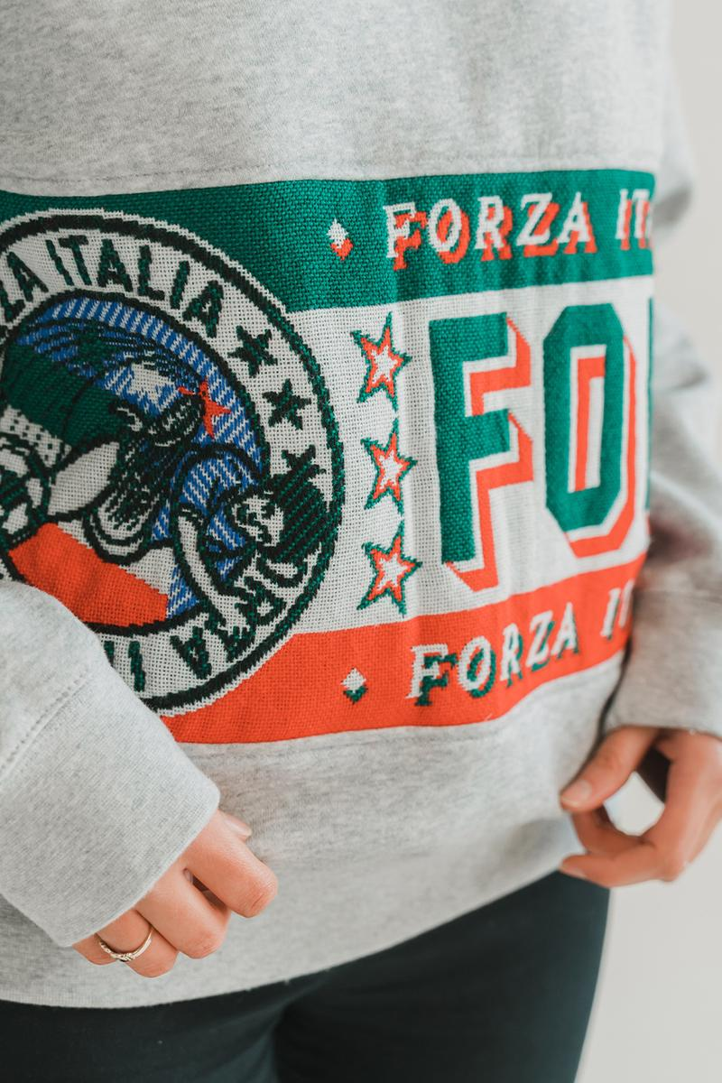 Art of Football Upcycling Vintage Scarf Jumper collection release information