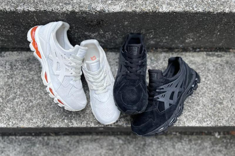 asics gel kayano trainer 21 birch orange black release info store list buying guide price photos date atmos