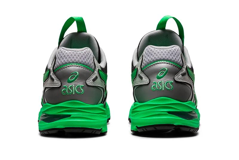 asics gel mc plus sea glass grey Classic Red Metropolis 201A194300 201A194600 menswear streetwear kicks shoes trainers runners sneakers spring summer 2021 ss21 collection release