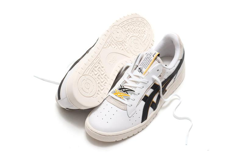 asics gel ptg re reconstruction white black yellow blue red release info store list buying guide photos price atmos