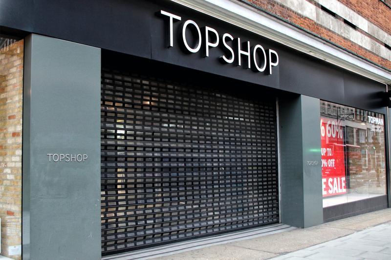 ASOS Buys Topshop and Affiliates $405M USD Deal Topman, Miss Selfridge HIIT Arcadia Group Business of Fashion Acquisition E-commerce