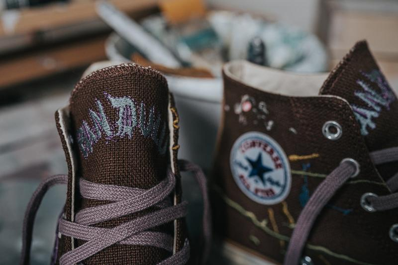 bandulu converse maroon wheat multicolor chuck taylor all star 70 hi high pro leather wheat 169908c 169909c official release date closer look info photos price store list buying guide
