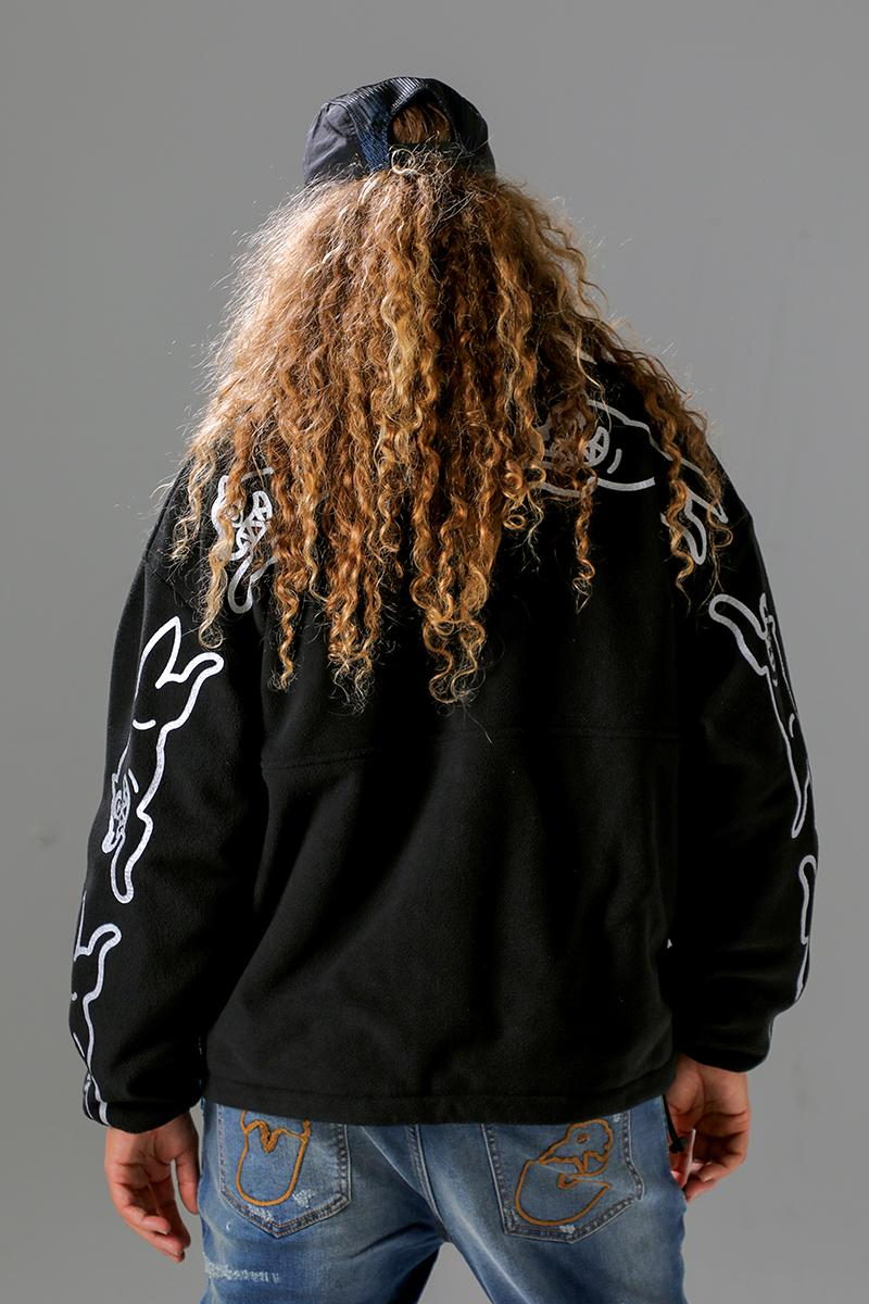 BBC ICE CREAM Spring 2021 Lookbook olan prenatt collection s21 menswear streetwear pharrell williams sweaters knits knitwear pants trousers denim jacket shirts hoodies info