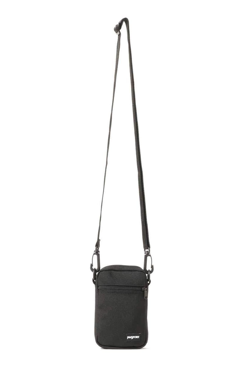 "BEAMS x Jansport ""Mixpack"" Transforming Bag Collaboration right pack fifth avenue mini weekender waist shoulder japan"