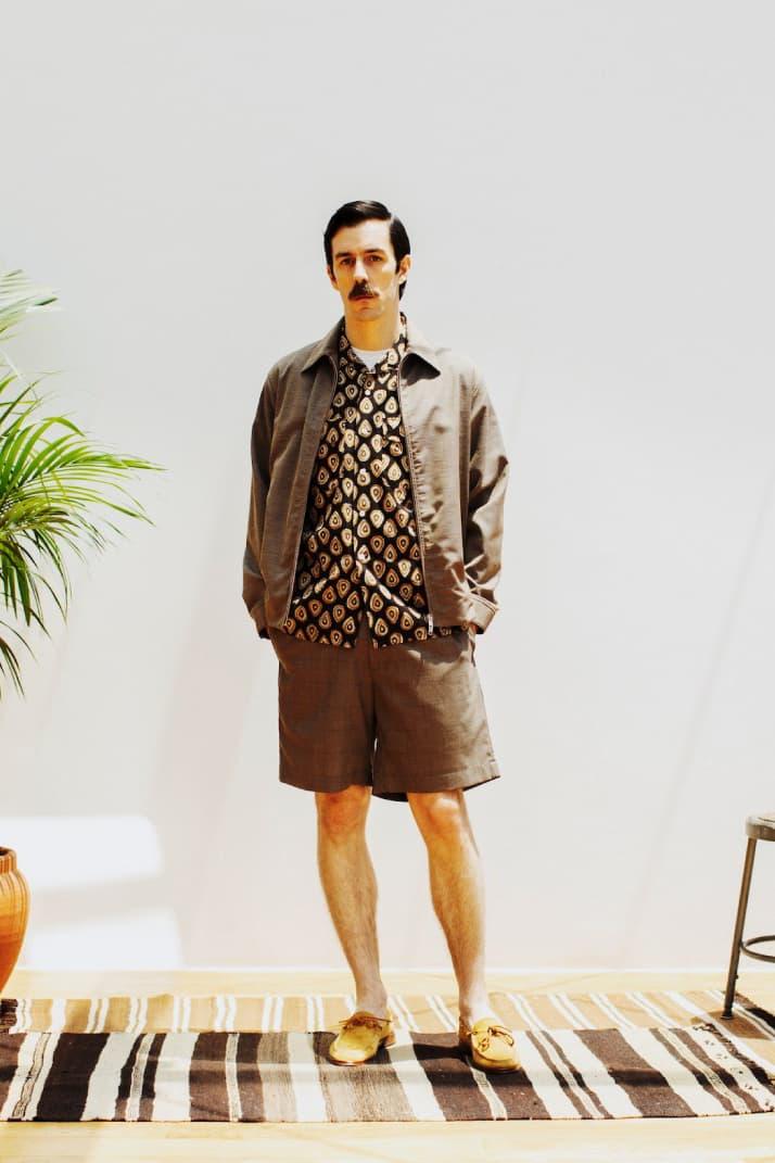 BEAMS PLUS Spring/Summer 2021 Collection Lookbook ss21 japan menswear