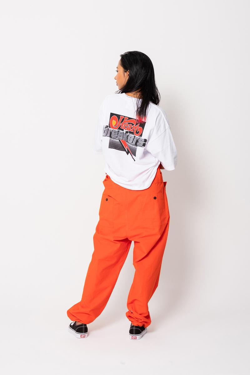 BEDWIN & THE HEARTBREAKERS Spring/Summer 2021 collection lookbook ss21 japan