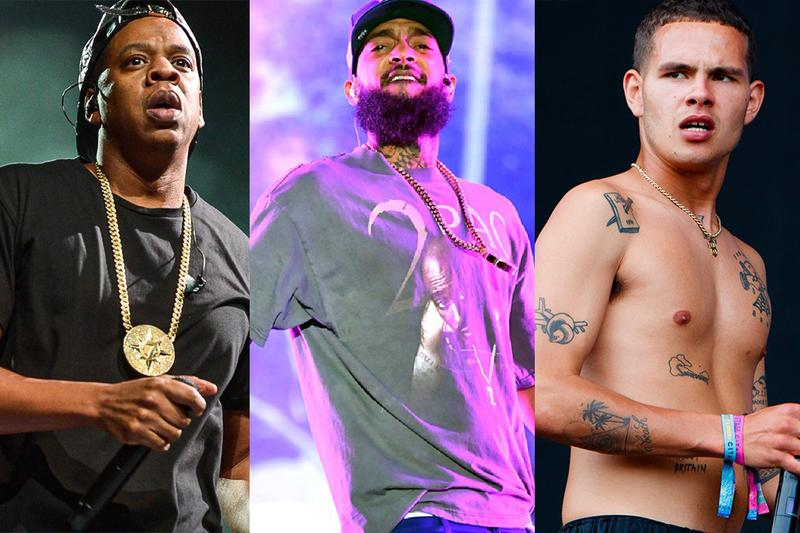 Best New Tracks JAY-Z Nipsey Hussle slowthai judas and the black messiah soundtrack lil yachty young thug meek milll guapdad 3000 gabriel garzon montano jamila woods ghetts syd jpegmafia lucky daye