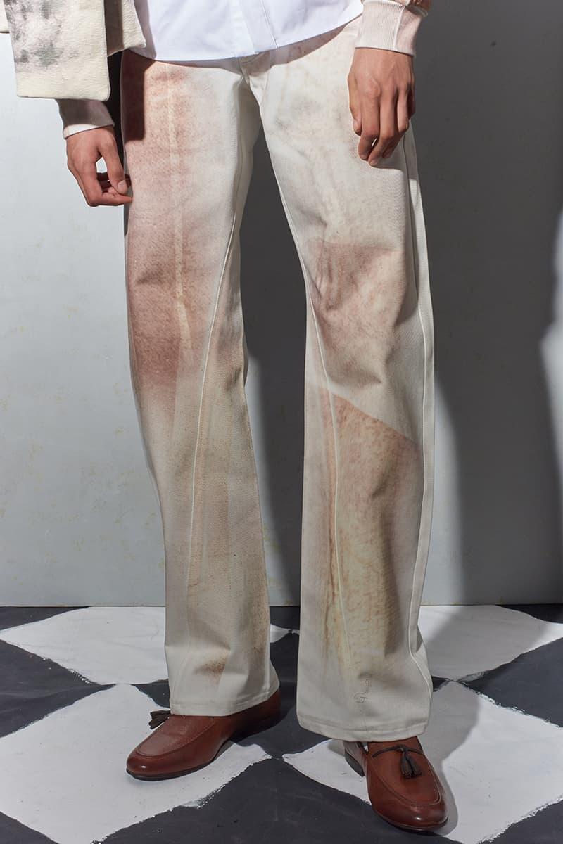 Bianca saunders wrangler fall winter 2021 london fashion week superimpose details first look