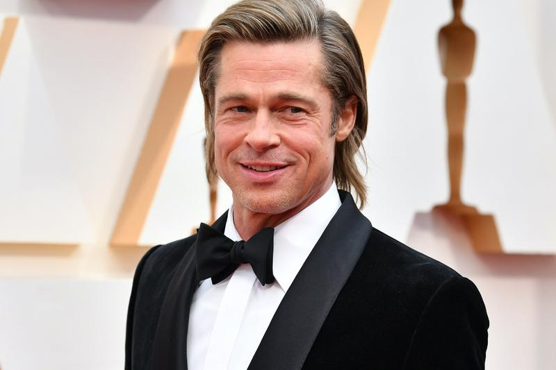 Brad Pitt 'Bullet Train' Sony Pictures Star Studded Cast Joey King Sandra Bullock Aaron Taylor Johnson David Leitch Maria Beetle Kotaro Isaka Kelly McCormick Bird Box Netflix