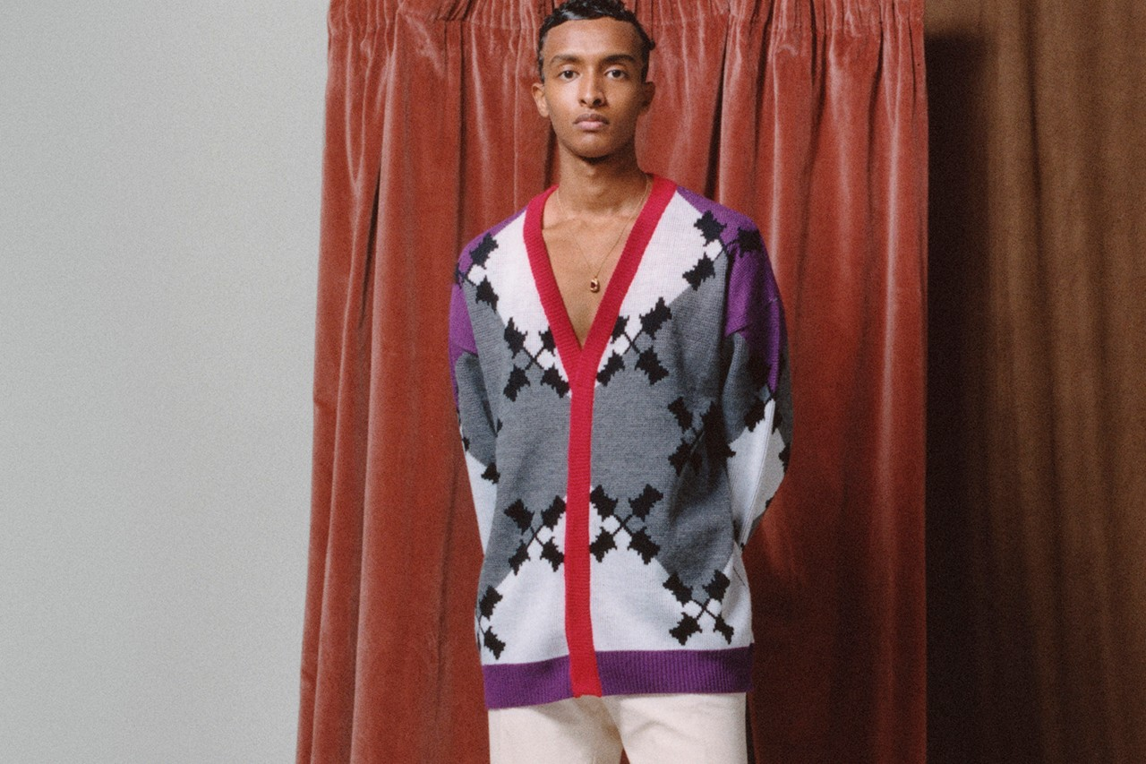 British Menswear Brands U.K. Olive Stefan Cooke Satta L.E.J Cold Laundry Labrum