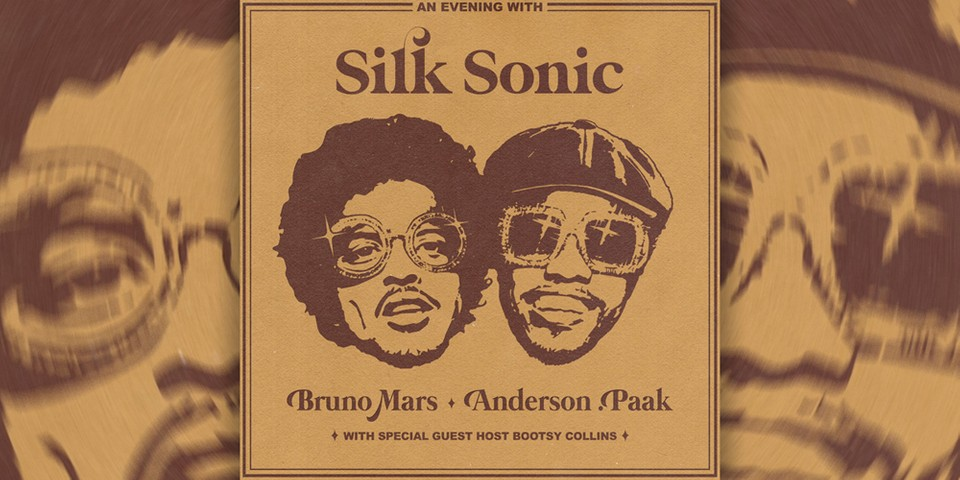 Anderson .Paak and Bruno Mars Link for New Band Silk Sonic