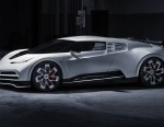 Bugatti Unveils First Prototype of $12.5 Million USD Bugatti Centodieci