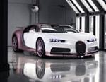 "Man Gifts Wife $3.2M USD One-Off Custom ""Alice"" Bugatti for Valentine's Day"
