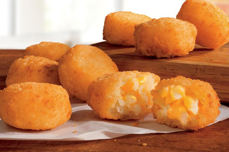 Burger King Sourdough King Cheesy Tots 2021 Return Info Taste Review Price