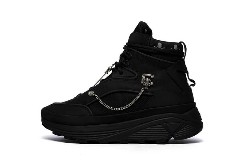 c2h4 mastermind japan la sneaker footwear trainers boots military suede premium skater lo top hi top design metal skull bones