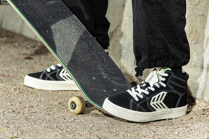 cariuma catiba pro high skateboard shoe black white grey official release date info photos price store list buying guide