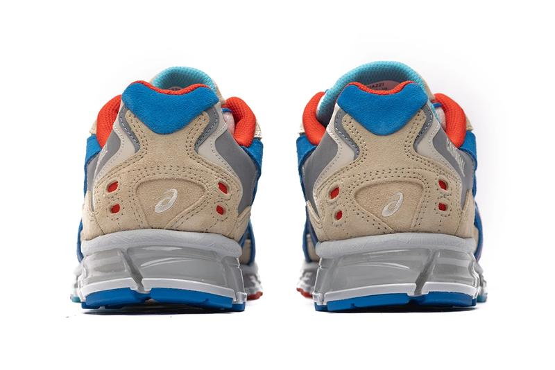carnival asics gel kayano 5 350 putty directoire blue release info date store list buying guide photos price thailand bangkok