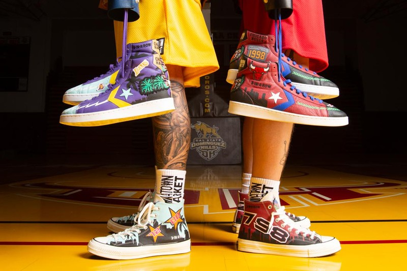 Chinatown Market and Converse's NBA Capsule Is Inspired by Jeff Hamilton's Championship Jackets
