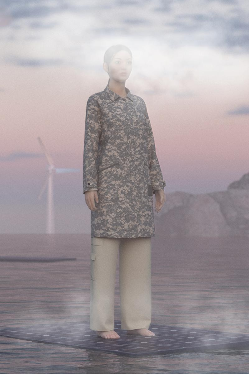 christopher raeburn raejuvenate spring summer ss21 2021 campaign collection imagery