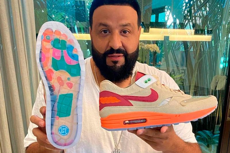 CLOT Nike Air Max 1 Kiss of Death Re-Release First Look DJ Khaled Info Buy Price Date