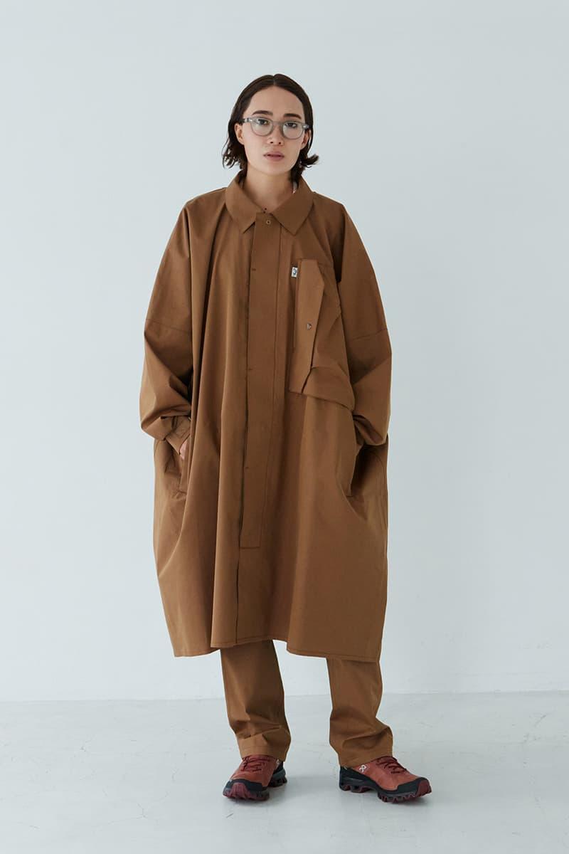 CMF Outdoor Garment Fullseam Stain Coat Release comfy Japanese outerwear coat unisex
