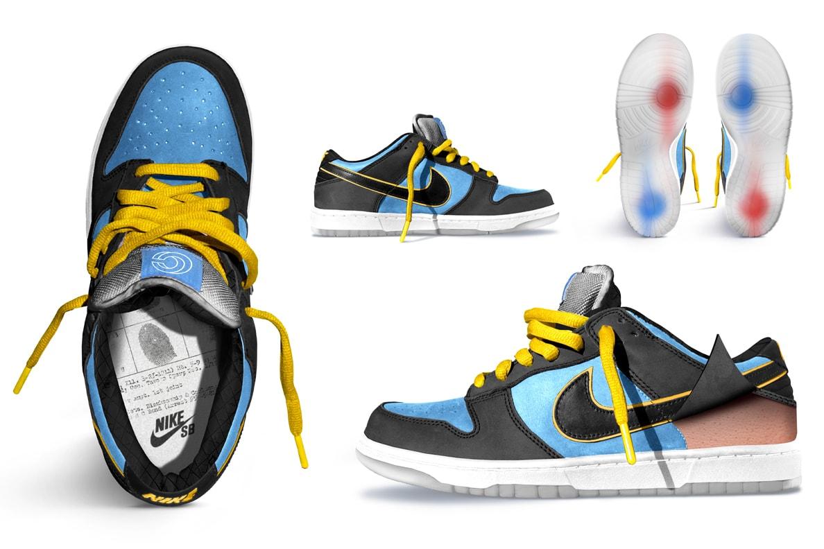 Concepts x Nike SB Dunk Hi OG