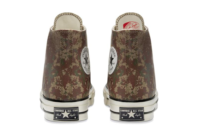 converse chuck taylor all star 70 hi high digi camo sand brown herbal 170380C official release date info photos price store list buying guide