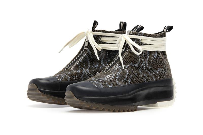 converse run star hike zip nomad black white engine smoke 101716 101719 menswear streetwear kicks shoes runners foowear trainers spring summer 2021 collecrtion