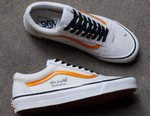 "Coutié's Vans Old Skool ""Shadow and Sun"" Promotes a Positive Mindset"