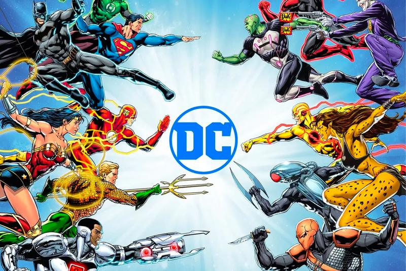 DC Comics Launches Spotify Podcast Universe Catwoman Wonder Woman Riddler Batgirl Superman Lois Lane Jim Lee WarnerMedia batman Unburied Bruce Wayne
