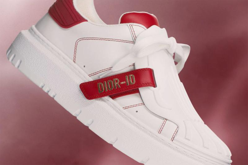 dior id sneaker release date info price store list buying guide photos white green black gold navy nude womens