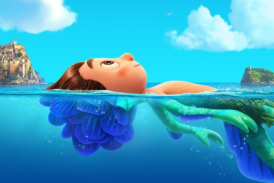 Disney Pixar Luca Movie Trailer Release Date | HYPEBEAST