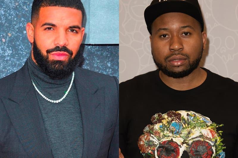 DJ Akademiks Shares Drake certified lover boy Album Update release views april info toosie slide