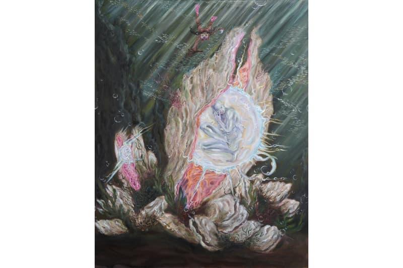 eden seifu half gallery los angeles paintings artwork contemporary art