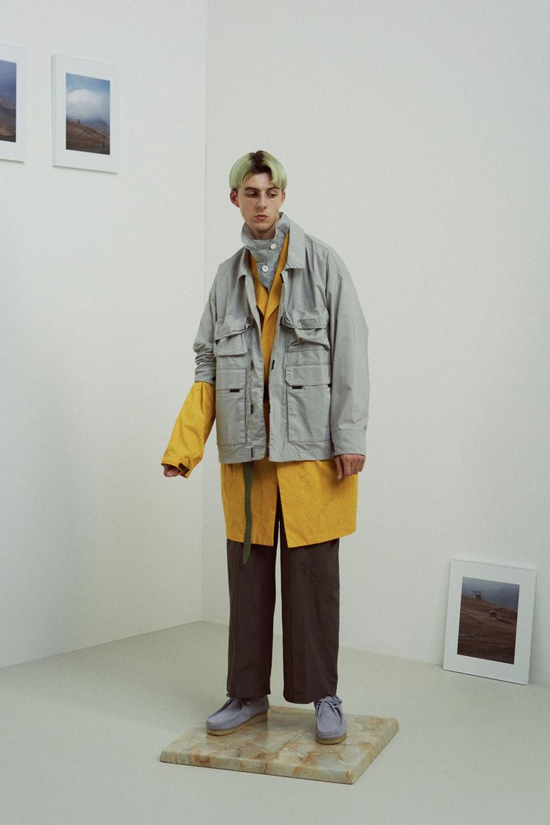 F/CE. Spring/Summer 2021 Collection Lookbook ss21 tools japan menswear