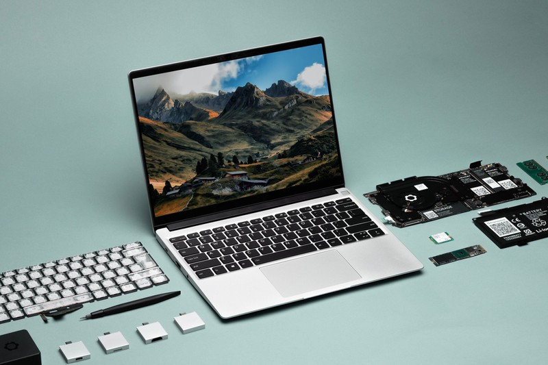 The Framework Laptop Is Completely Modular and Easy To Repair