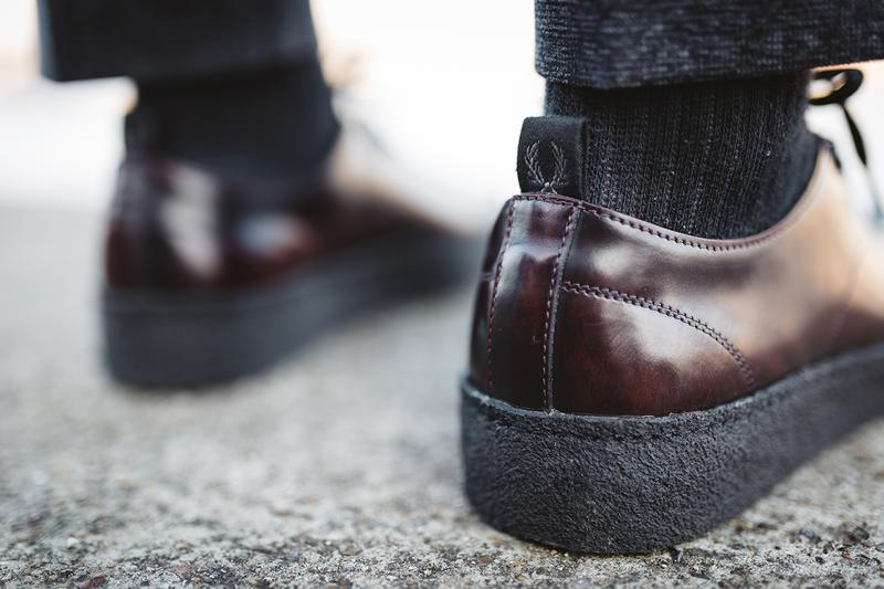 Fred Perry Holdings Acquires George Cox Footwear information buys