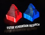 FUTUR and Mountain Research Tangle on a Colorful Capsule Collaboration