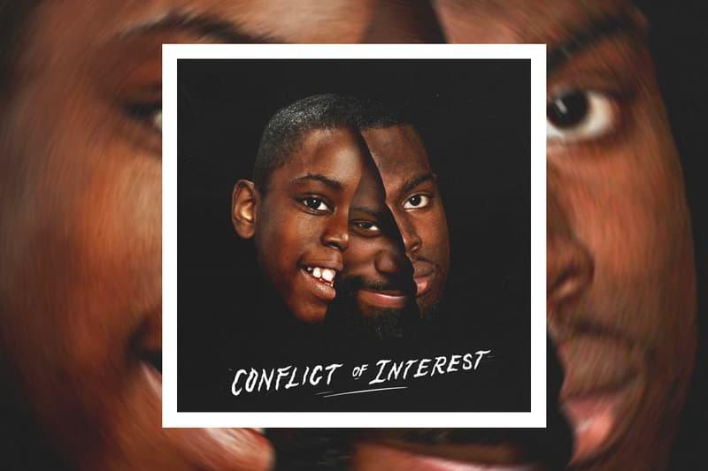 Ghetts Conflict Of Interest Album Stream stormzy pa salieu backroad gee apple music