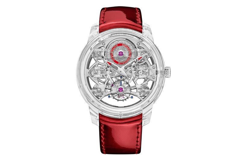 Girard-Perregaux Marks Chinese New Year With Sapphire Crystal One-Off