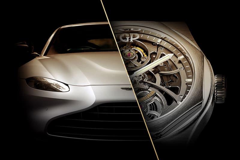 Girard-Perregaux Joins Aston Martin as Watch Partner