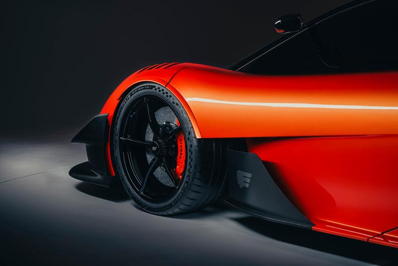 """Gordon Murray Automotive T.50s """"Niki Lauda"""" Edition Supercar Hypercar British Engineering McLaren F1 Designer Auto Speed Power Performance 725 HP $4.3M USD Price Limited Edition First Official Look V12"""
