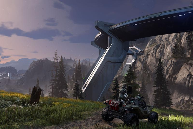 Halo Infinite Screenshots Improved Graphics Microsoft 343 Industries xbox series x s games titles gaming delay production development console video game info