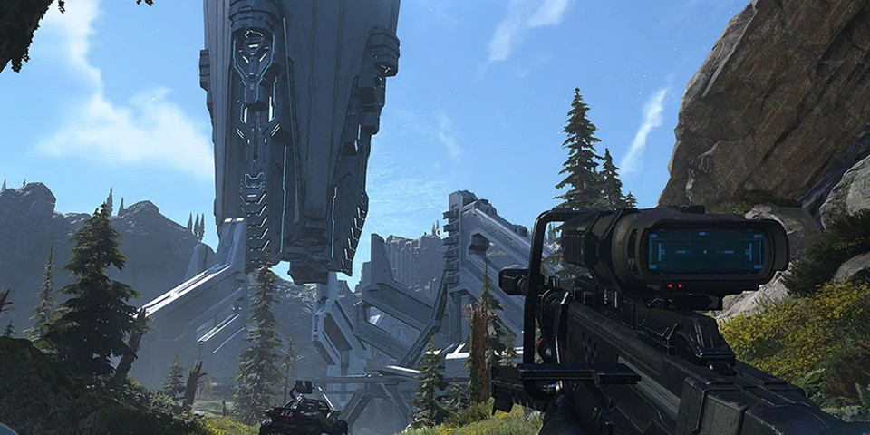 'Halo Infinite' Screenshots Reveal Improved Visuals - HYPEBEAST