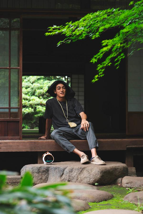 hobo Spring Summer 2021 Lookbook menswear streetwear ss21 collection accessories pouches bags sandals tote messenger towels socks info