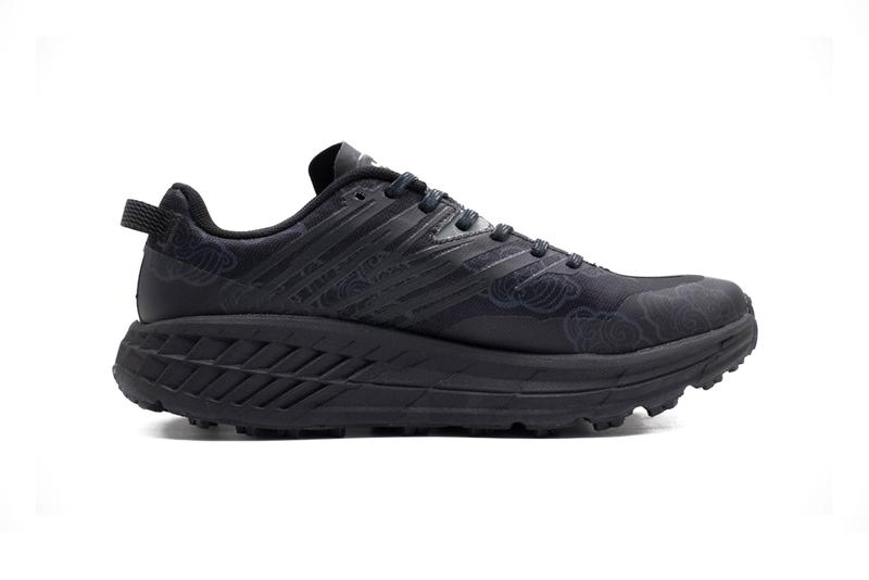 hoka one one m speedgoat 4 cny black gold 592593 menswear streetwear kicks shoes trainers runners footwear spring summer 2021 collection ss21 release