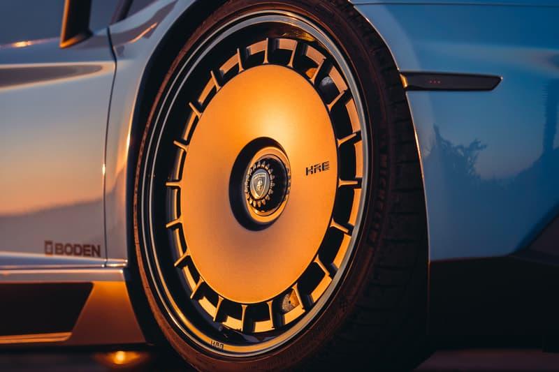 HRE Vintage Classic 540 Series FMR Wheels debut Porsche 991.2 GT3 RSFerrari 488 Pista Lamborghini Aventador SV bottle caps supercars