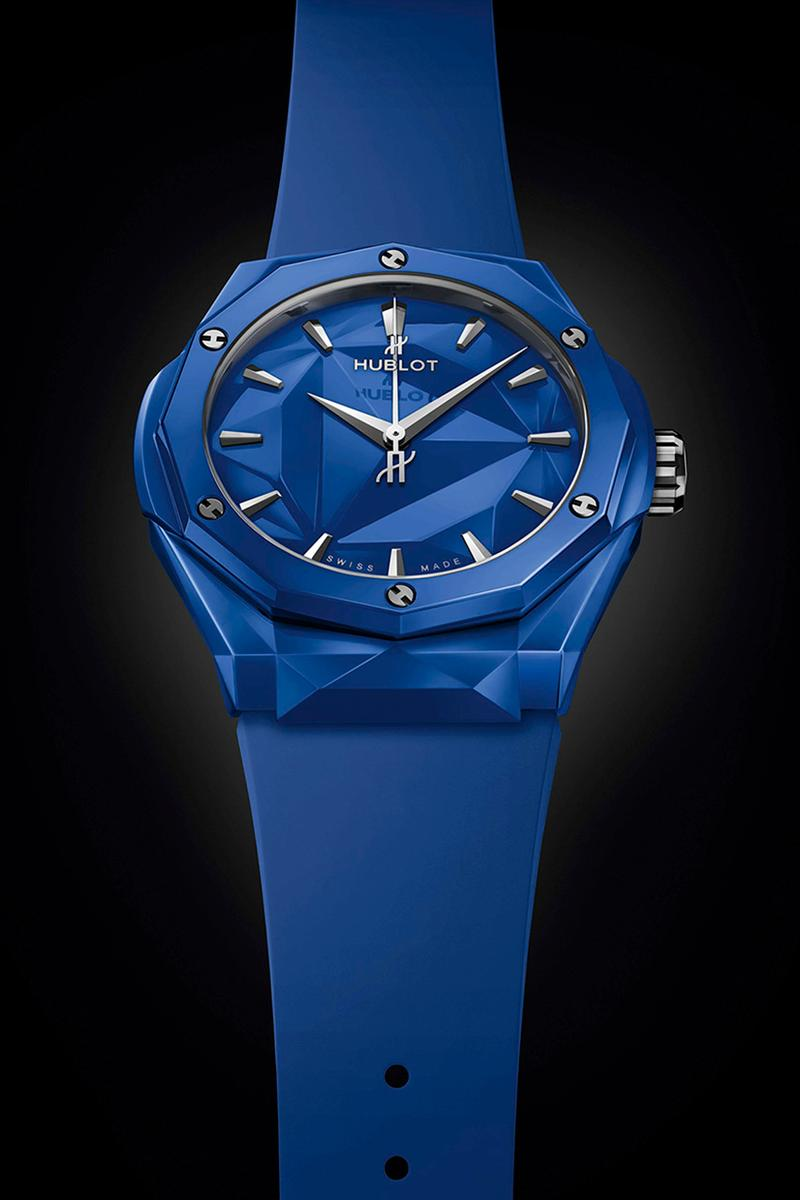Hublot Expands Collaboration With Artist Richard Orlinski To Include Two New 40mm Ceramic Watches Aimed At Women
