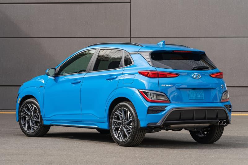 hyundai south korea automaker electric cars kona 2022 update model redesign release